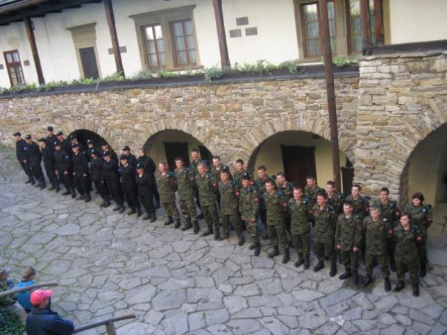 obóz szkoleniowo kondycyjny