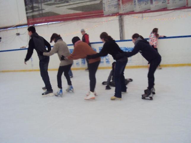 WF na lodowisku ;)