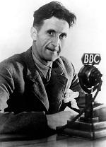 George Orwell- 112. rocznica urodzin autora Roku 1984 i Folwarku zwierzęcego